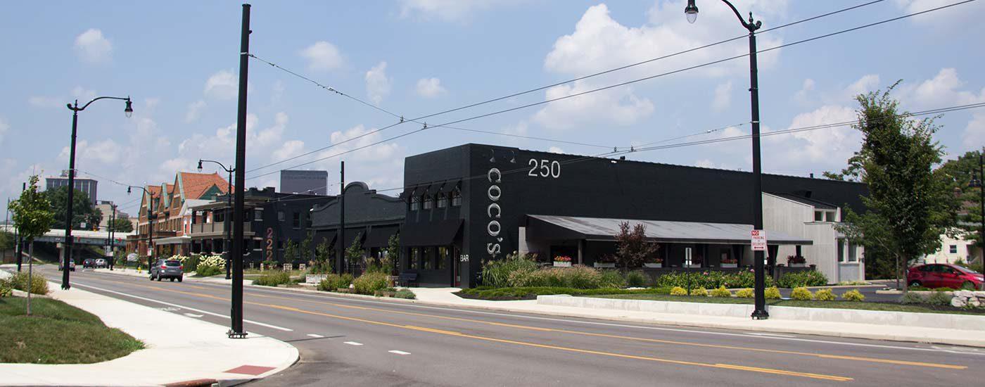 coco's bistro building