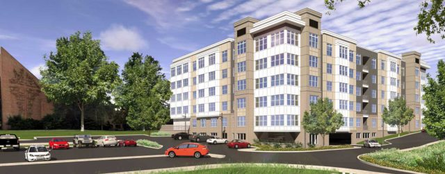 the residence housing