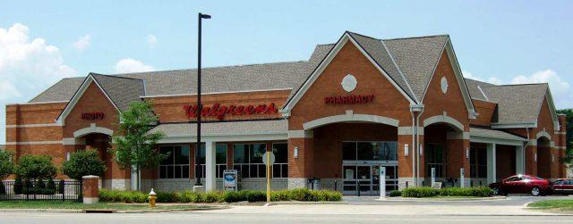 Walgreens building